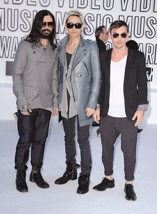 Seconds To Mars VM As