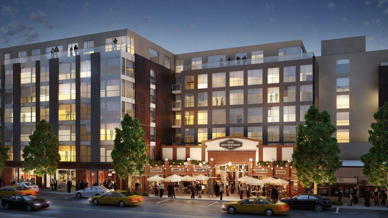 Redhook Bringing New Brewpub to Capitol Hill in 2016