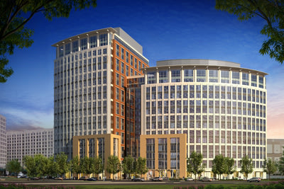 USAA Real Estate Company Develops New Headquarters for National Science Foundation in Alexandria, VA
