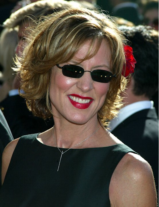 Christine Lahti at The 54th Annual Primetime Emmy Awards.