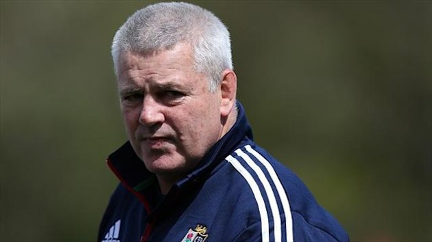 Warren Gatland's British and Irish Lions' squad fly to Hong Kong on June 1