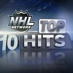 NHL - Top 10 Hits 03/07/2014