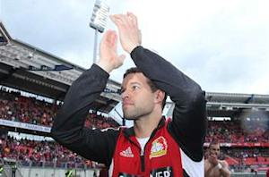 Ballack to play in final farewell fixture