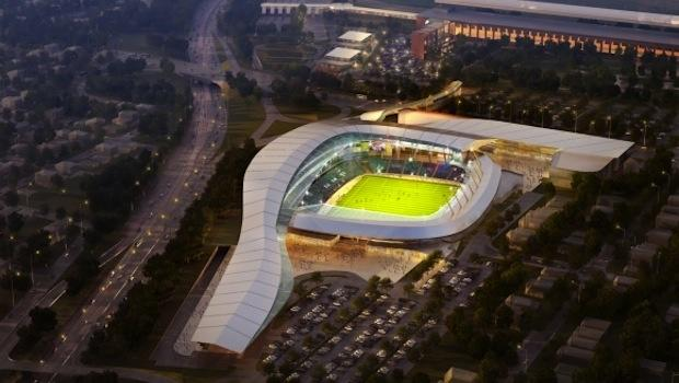 NY Cosmos submit proposal for Long Island stadium