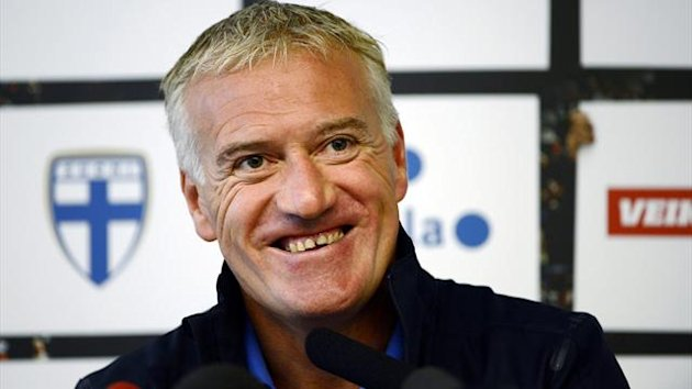 Didier Deschamps (Reuters)