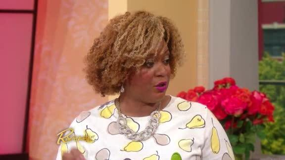 Wayne Dehart Wallpapers Sunny Anderson Takes To The Rachael Ray Show Share One Of Her