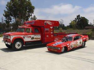 "Legendary Drag Racers Don ""The Snake"" Prudhomme and Tom ""The Mongoose"" McEwen's Iconic Hot Wheels on Display at Inaugural Barrett-Jackson Reno Tahoe"