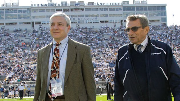 Ex-Penn State President Charged (ABC News)