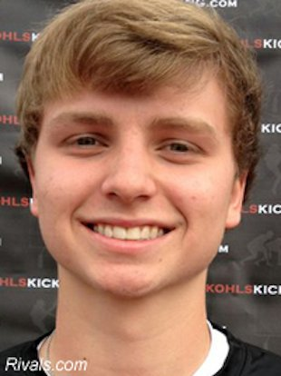 Argyle kicker Cole Hedlund holds the national record for career made field goals — Rivals.com