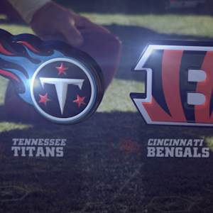 Week 3: Tennessee Titans vs. Cincinnati Bengals