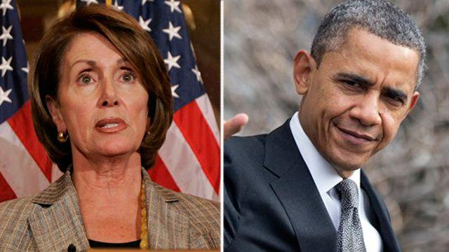 Obama counting on a Pelosi Congress in 2014?