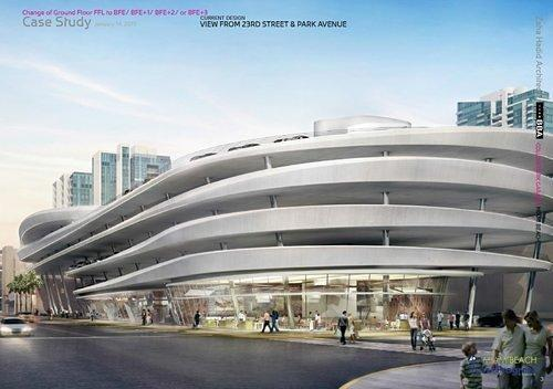 Somebody Save Zaha!: Zaha Hadid's Miami Beach Parking Garage is Dead