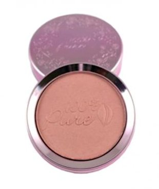 This blush will give you a glowy, not sweaty look.