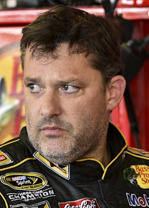 SHR executive VP says Stewart grieving
