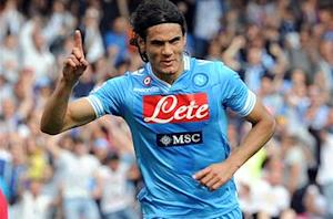 Conte: Napoli better off without Cavani