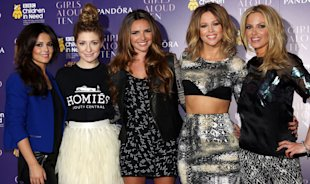Cheryl Cole Postpones 'Screw You' Single Release To Focus On Girls Aloud Comeback