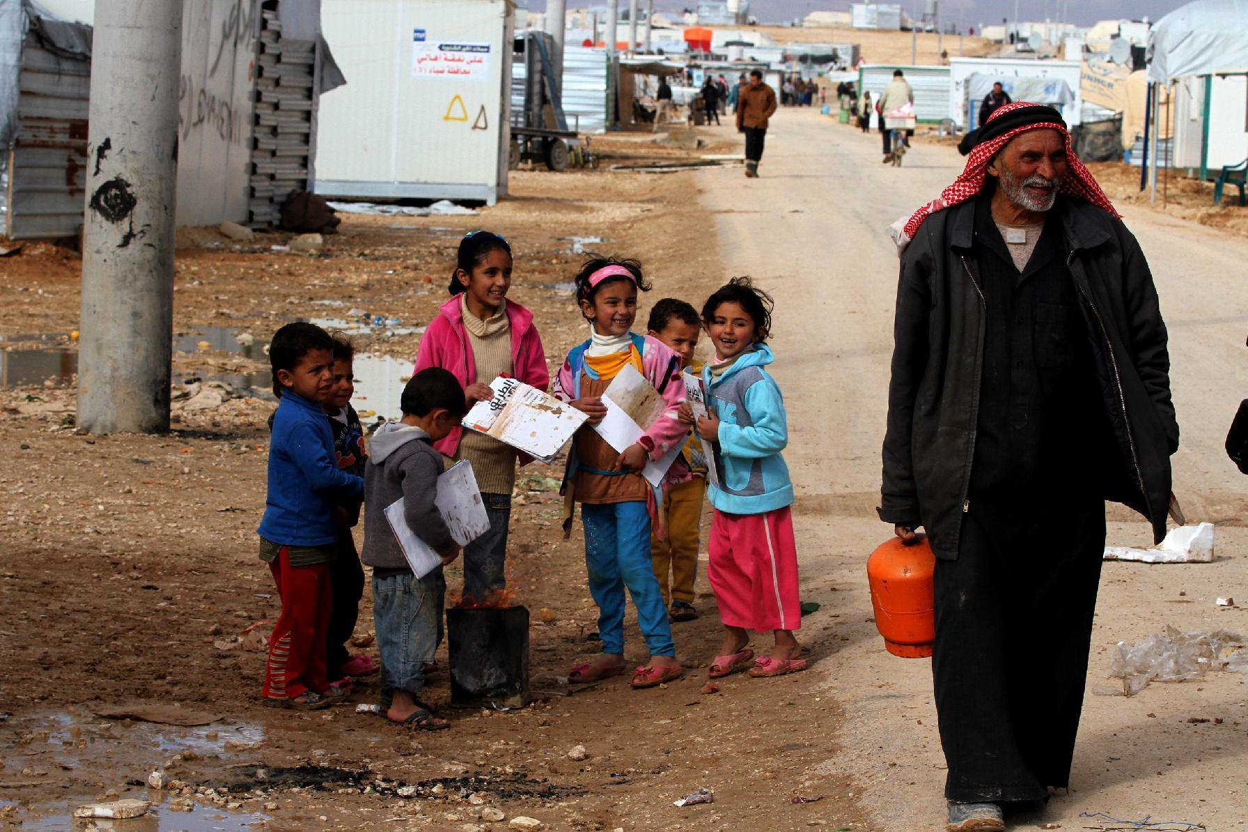 US looks to aid Syrian refugees amid security concerns