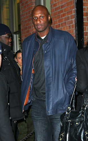 Lamar Odom (Splash News)