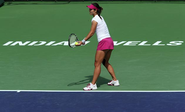 BNP Paribas Open - Day 11