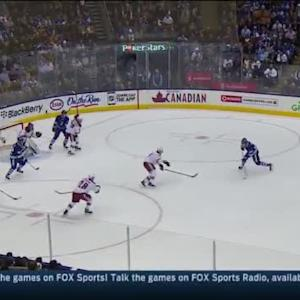Mike Smith Save on Peter Holland (13:06/1st)