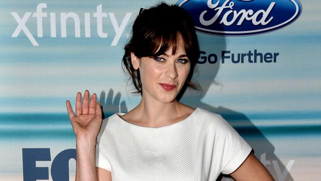 Why Zooey Deschanel Isn't Posing for Any Post-Baby Body Photos
