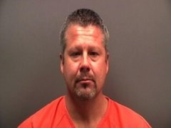 Former Knox basketball coach Todd Boldry — Stark County Sheriff's Office