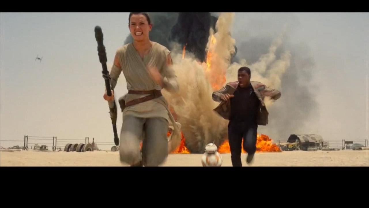 New 'Star Wars' Trailer Excites Fans