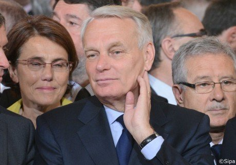 Jean-Marc Ayrault, Premier ministre de Franois Hollande