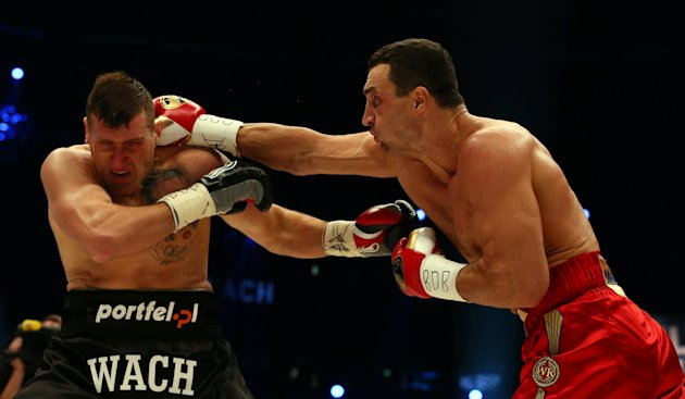 Wladimir Klitschko v Mariusz Wach - IBF IBO WBA WBO World Championship