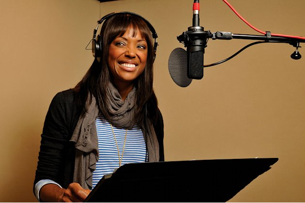 "Aisha Tyler (voice of Lana Kane) in ""Archer."""