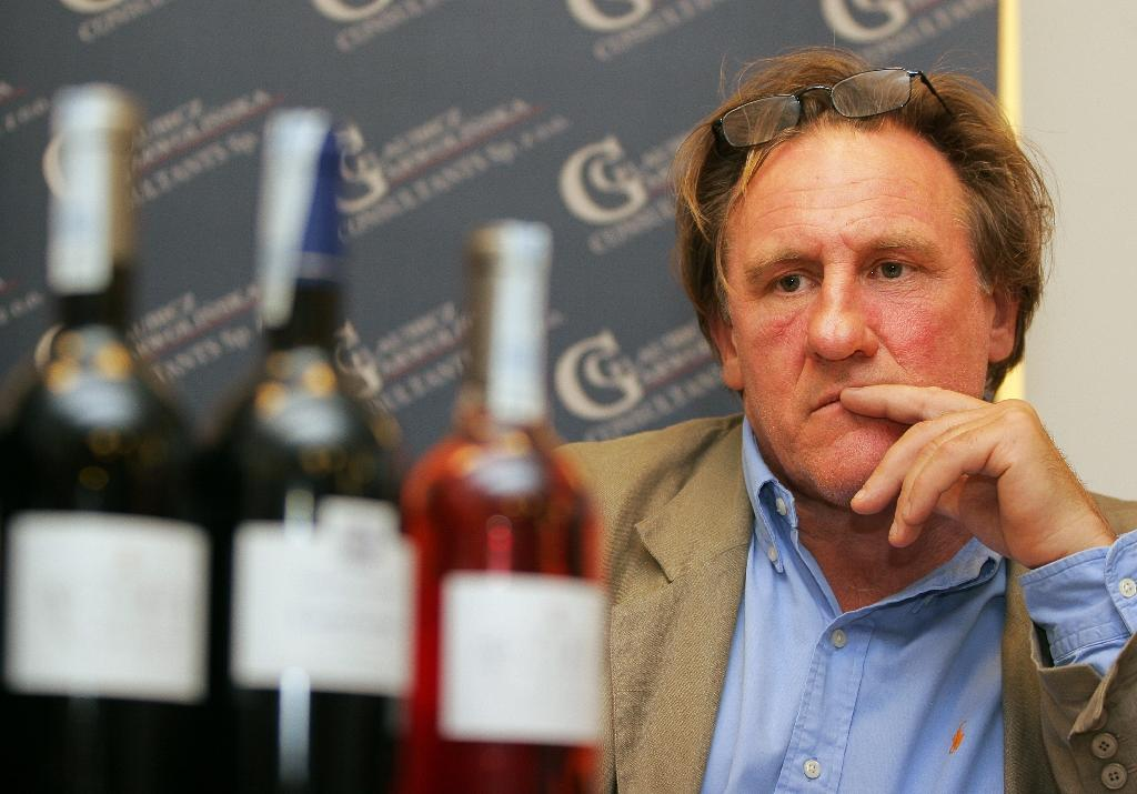 Depardieu may sell all his goods in France