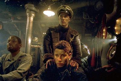Matthew McConaughey , T.C. Carson , Will Estes and Thomas Guiry in Universal's U-571