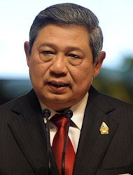 Presiden Yudhoyono Buka Pekan Raya Jakarta 2012