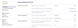 Facebook Graph Search & Privacy Concerns: Should You Be Worried? image facebook graph search privacy