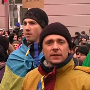 Ukraine PM: Protesters will be punished for