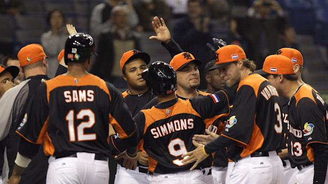 Cuba v Netherlands - World Baseball Classic Second Round Pool 1