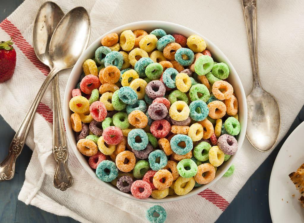 The 28 Worst Breakfast Cereals—Ranked!