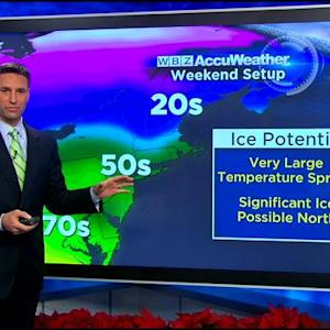 WBZ AccuWeather Midday Forecast For Dec. 19