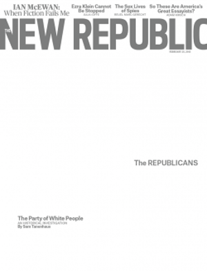 Ex-New Republic Owner Says It 'Abandoned' Liberal Tradition, 'Embraced Leftist Outlook'