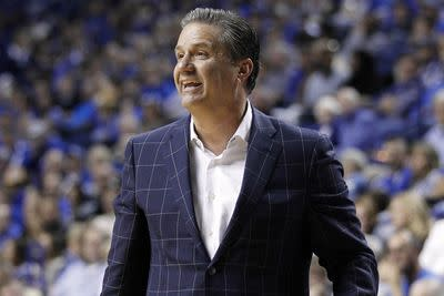 NCAA basketball rankings 2015: Kentucky, Maryland, Michigan State hold strong at the top