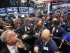 Traders wait for Tableau Software Inc. to begin trading on the floor of the New York Stock Exchange