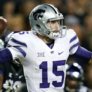 Big 12 Big Play: Wildcats' Waters Leads K-State To Victory