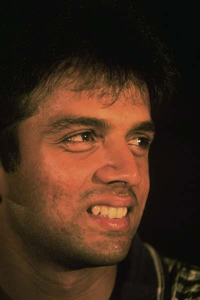 Rahul's first Test century came against South Africa in Johannesburg in 1997. India were on course for a famous victory in the match with just 2 South African wickets pending to be picked up when play