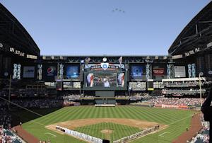 Arizona Diamondbacks 2012 Schedule by Series