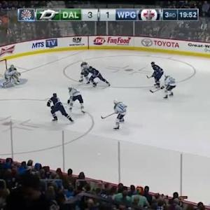 Kari Lehtonen Save on Jacob Trouba (00:10/3rd)