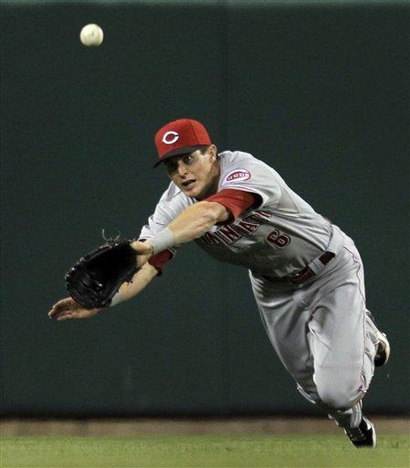 Cardinals beat Reds 2-1 in 10 innings