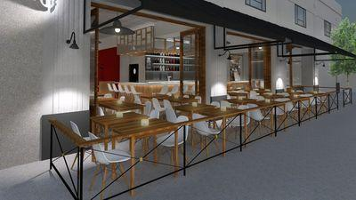Here's What Salt's Cure's New Highland Location Will Look Like This Fall