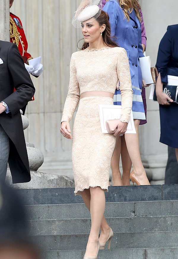 Kate Middleton Spends $55,000 On Wardrobe This Year