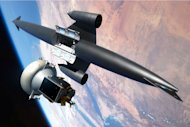 Using a recoverable upper stage, the concept starship Skylon space plane could deliver communications satellites to geosynchronous orbit, and then retrieve the upper stage and return it to Earth to be reused for further missions.
