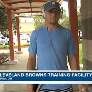 Tracking Cleveland Browns quarterback Johnny Manziel's training camp progress